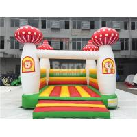 Buy cheap Commercial Grade Inflatable Kids Moon Bounce House For Indoor product