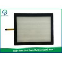 Buy cheap Flat TP 5 Wire Resistive Touch Panel / Touch Screen With Resistive Technology product