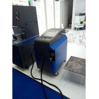 Buy cheap 1000 W Oxidation Removal Laser Cleaning Machine For Metal , Water Cooling product