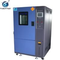 Air cooling environmental simulation industrial stability test constant climate cabinet