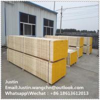 Buy cheap timber  llvl scaffolding boards\planks wooden Laminated scaffolding\scaffold planks\boards from Wholesalers