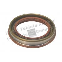 China 70x95x21 Spring Loaded Double Lip Seal -40℃~300℃ Oil Resistance on sale