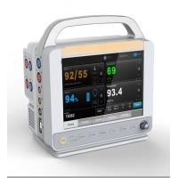 E12 Multi Parameter Oscillometry Modular Patient Monitor , 12 Inch TFT Display