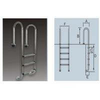 Buy cheap MC Series Stainless Steel Pool Ladder product
