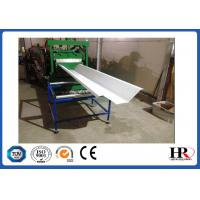 Buy cheap Mobile Arch Stud Roll Forming Machine With Tire , Cold Roll Forming Equipment product