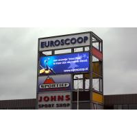Buy cheap High Resolution P20mm Outdoor Full Color Led Display Boards With 4096 Pixel product