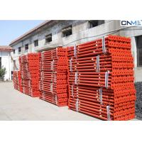 Buy cheap Tripod Shoring Scaffolding Systems / Structural Shoring Systems Vertical Load Bearing from Wholesalers