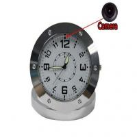 Buy cheap Motion Detection Clock Camera Digital Video Recorder Table Home security clock radio hidden camera product