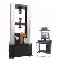 Buy cheap Computer Servo Hydraulic Universal Testing Machines 750mm For Metallurgy from wholesalers