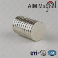 Buy cheap Powerful Disc Neodymium Magnet 20mm x 2mm product