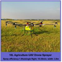 Buy cheap ce 15liters unmanned aerial vehicle uav / agricultural unmanned multi-rotor from wholesalers