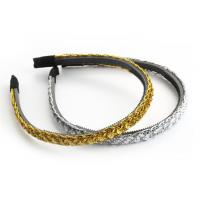 Buy cheap Liturgical Dance Accessories Gold Silver Crystal Beaded Circle Hair Pin product