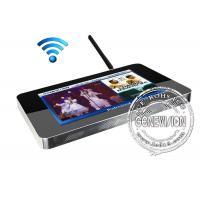 China 18.5 Inch Wall Mount Lcd Display For Advertising , Network Digital Signage Wifi on sale