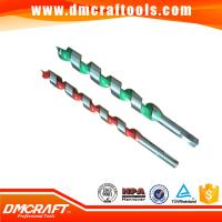 China high carbon steel hex shank auger drill bit on sale