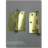 China High Durability Steeple Tip Hinges Wide Application Furniture Accessories High Precision on sale