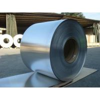 Buy cheap Silver Hot Rolled 5052 Aluminum Coil Width 300-2600mm For Pressure Vessels product