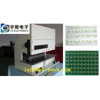 Buy cheap Pneumatic PCB Cutting Machine / Pcb Cutter Machine With High Speed Steel Blades product