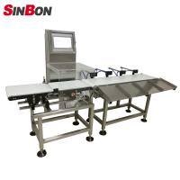 Buy cheap Multistage Weight Sorting Machine  electronic belt scale conveyor product