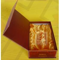 Buy cheap Biodegradable Packaging Garment Gift Boxes Cardboard Gloss Lamination product