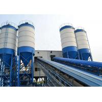 Buy cheap Large Commercial Ready Mix Concrete Plant Automatic Control 60M3 Belt Type product