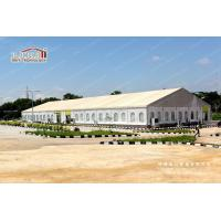 Buy cheap Big Wedding Party Marquee Tent for 500 People Capacity in Nigeria from Wholesalers