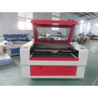 Buy cheap Soft material desktop laser cutting machine / cnc laser cutter with Honeycomb worktable product