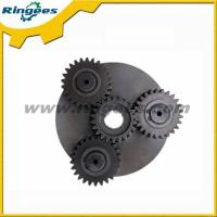 Excavator reduction gearbox, Daewoo DH150 1st level swing planet carrier assembly