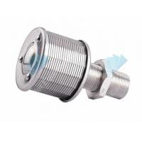 SS 316 Wedge wire Johnson filter nozzle strainer