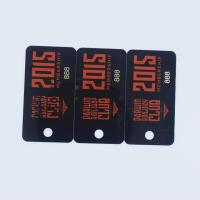 Buy cheap Magnetic Stripe Hico Loco TK4100 ID Automatic Card Punching Machine 380V For 3 Visa Key Tags card product