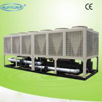 Quality Eco-friendly R407C Refrigerant Air Cooled Water Chiller for sale