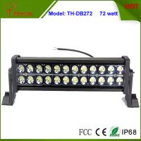 Buy cheap High Quality Waterproof 72w Double Stack LED Light Bar for Automotive Truck LED Headlight product