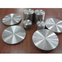 Buy cheap ASTM B637 Inconel 718 / UNS N07718 / 2.4668 Nickel Chromium Alloy Forged Disc from Wholesalers
