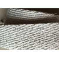 Buy cheap Corrosion Resistant Ceramic Fiber Tape Heat Resistant Thermal Insulation product