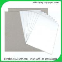 Buy cheap grey paper board box manufacturer in bangalore / manufacturer of paper mills in China product