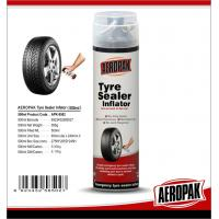Buy cheap Continental Fix Emergency Tyre Repair White Foam Car Tire Puncture Repair from wholesalers