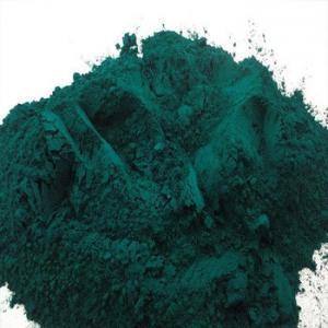 Buy cheap Natural Indigo Dye Indigo Vat Dye C I indigo vat green 8 With ISO Approve from wholesalers