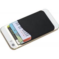 Buy cheap PMS Color Silicone ID Card Holder , Adhesive Credit Card Holder Restickable product
