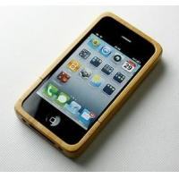 Buy cheap Carbonized Bamboo Case for iPhone 4/4s product