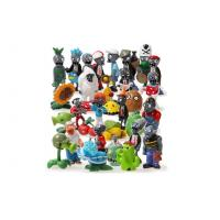 Buy cheap Flexible Plastic Figure Models , Injection Mold Plants Vs Zombies For Souvenir Gifts product