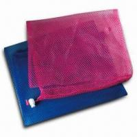 Buy cheap Diving Accessory Packaging Bags with Pink/Blue Mesh and Lightweight Feature product