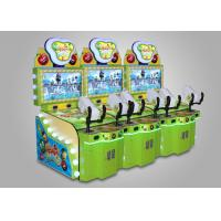 Buy cheap Simulating Fruit Concept Commercial Arcade Shooting Machine 37 inch Monitor product