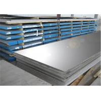 Buy cheap Thin 4 X 10 Stainless Steel Metal Sheet / Decorative Mirror Finish Stainless Steel Sheet product