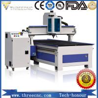 Buy cheap High precision cnc engraving machine price for cutting and engraving nonmetal material. TM1325A. THREECNC product