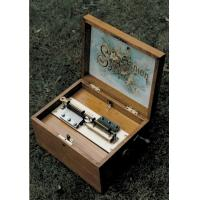 Buy cheap Home Decoration Resin Courtyard Music Box product