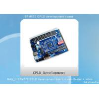Buy cheap MAX_II EPM570 CPLD IC electronic components development board + usb-blaster + video product