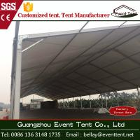 Buy cheap Durable outdoor event tents , fire retardant large industrial tents for storage from Wholesalers