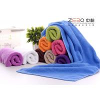 Buy cheap Colorful Turkish Cotton Bath Towels , Personalized Beach Towels T-012 product