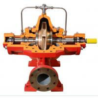 Buy cheap single stage double suction split case fire fighting pump product
