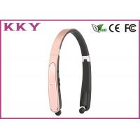 Smartphone Sports Bluetooth Earphone CSR CVC Noise Reduction Headphone for Mobile Phone