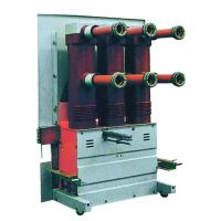 China High Voltage Indoor Vacuum Circuit Breaker Protection Device 40.5kV Three Phase on sale